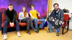 Audio «Geek-Sofa #18: Wir reviewen das Leben» abspielen.