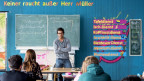 Zeki Müller (Elyas M'Barek) bringt neue Methoden in die Goethe-Gesamtschule.
