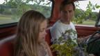 Da ist das amerikanische Idyll noch intakt: Swede (Ewan McGregor) und sein Töchterchen Merry (Hannah Nordberg).