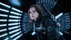 Jyn Erso (Felicity Jones) muss sich als Heldin der Rebellen bewähren.