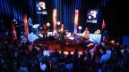 SRF 3 Showcase mit Robbie Williams