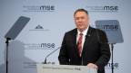 Sein Land wird unter anderem verantwortlich gemacht für die unsichere Weltlage: US-Aussenminister Mike Pompeo
