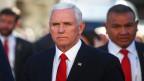 US-Vizepräsident Mike Pence in München: Das Gesicht einer konfrontativen Haltung der USA auf der internationalen Bühne.