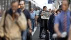 2018 waren in der Schweiz knapp 120'000 Menschen ohne Arbeit. Nicht einberechnet die Ausgesteuerten.