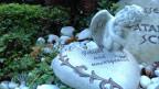 Trauer hat viele Gesichter. Ein Kindergrab auf einem Zürcher Friedhof.