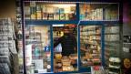 Stolzer Kioskbesitzer: Sedat Yildirim in seinem Kiosk in Bern