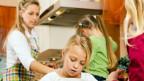 Vollzeit-Hausfrauen müssen sich oft rechtfertigen