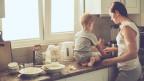 Die Vollzeit-Hausfrau hat 2019 keinen guten Ruf