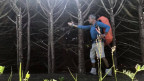 8'000 Kilometer ist der Fernwanderer Thair Abud bereits gelaufen. Am Ziel ist er noch nicht: Insgesamt sollen es 30'000 km werden