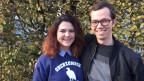 Michelle und David sind Scheidungskinder. Unglücklich sind sie deswegen übrigens nicht.