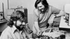 Steve Wozniak und Steve Jobs