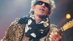 Er kann das tragen: Rolling-Stones-Gitarrist Keith Richards.