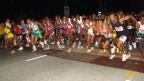 5.15 Uhr: Aufgrund der Hitze wird beim Reggae-Marathon früh Morgens gelaufen.
