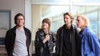Audio «Hater – abwechslungsreicher Gitarren-Pop aus Schweden» abspielen.