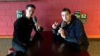 Gute Miene trotz stetigem Beziehungskummer: Max Kakacek und Julien Ehrlich im Interview