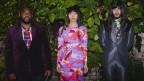 Die Perücken sitzen: Khruangbin hauen ihr drittes Album raus