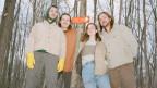 Little Kid: Die vier Kanadier*innen präsentieren ihr neues Album «Transfiguration Highway»
