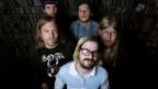 Holy Wave: Sehen chli aus wie eine Metal-Band – machen jedoch ganz sanften Psychedlic Rock
