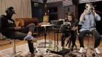 Die Hip-Hop-Truppe Jas CRW hat aus «Hemmige» eine völlig neue Version gemacht