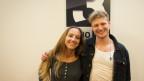 Janick Pfenninger von Tim Freitag zu Gast bei Hana Gadze