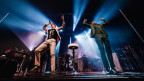 Ein Konzerthighlight: Seven und Crimer zusammen auf der Bühne