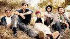 The California Honeydrops: Die Strassenmusiker aus Oakland sind mit Waschbrett und Besenbass unterwegs