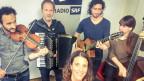 Im World Music Special verwandeln Musique En Route bei Rahel Giger das Studio in eine Konzertbühne.