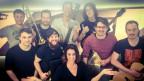 Volles Haus im World Music Special bei Rahel Giger dank der Berner Band «Beat Moustache», bei ihrem kleinen Live-Konzert messen wir besser unsere Herzfrequenz.