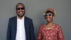 Das berühmte blinde Paar von Mali Amadou et Mariam geben sich an den Stanser Musiktagen (10. bis 15. April 18) die Ehre. (Bild: FB)