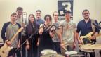 Audio «M'Ghadi (CH): junger Ska-Reggae aus Luzern» abspielen.