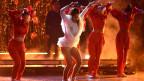 Rosalia aus Spanien begeistert eine neue Generation mit ihrem modernen Flamenco und performt ihren Gewinnersong «Malamente» an den diesjährigen Latin Grammy Awards