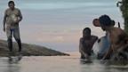 «Manos Sucias» der packende Film von Josef Kubota Wladyka über drogenschmuggelnden Fischer in Buenaventura.