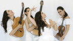 Las Migas: Flamenco-Königinnen aus Barcelona übernehmen in ihrer Frauen-Band weit mehr als nur die Rolle der Tänzerinnen ein.