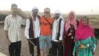 Der Neuengburger Reggaeman Junior Tshaka holt sich mit der Gruppe «Les Bergers de Semmama» den Zauber der tunesischen Berge auf sein neues Album «Encore».