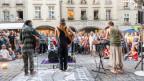 Native Young aus Südafrika wurden nach ihrem erfolgreichen Auftritt am Buskers Bern 2019 auch im Folgejahr für Konzerte in der Schweiz gebucht. Leider müssen auch sie auf 2021 hoffen