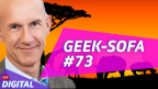 Geek-Sofa: Afrika!