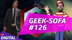 Geek-Sofa 126: Tick Tock, Mr. Godzilla