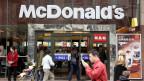 Auch Chinesen mögen McDonalds.