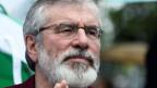 Sinn Fein zog sich bereits im Januar aus der Einheitsregierung mit der DUP zurück.