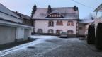 Nebelschütz in Sachsen, im Kerngebiet der Sorben. Die Sorben sind eine Ethnie westslawischen Ursprungs. Bild: Peter Voegeli.