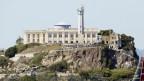 Die ehemalige Gefängnisinsel Alcatraz in der San Francisco Bay.
