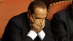 Widersacher Berlusconi erhält eine «Ohrfeige».