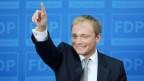 Christian Lindner, Spitzenkandidat der FDP.