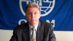 Bernd Hemingway, Direktor des Brüsseler Büros der Internationalen Orgaisation für Migration IOM für die EFTA, die EU und die Nato
