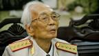 Vo Nguyen Giap in seinem Haus in Hanoi, Vietnam, an seinem 97. Geburtstag. Archiv.