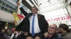 MCG-Präsident Golay triumphiert