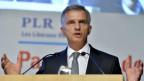 Bundesrat Burkhalter wirbt für mehr Europa