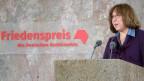 Friedenspreis für die weißrussische Dissidentin Swetlana Alexijewitsch