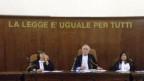 das Berufungsgericht in Mailand
