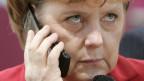 Angela Merkels heisses Handy. Abhören unter Freunden - das geht gar nicht, so Angela Merkel.